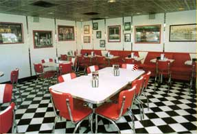 diner furnishing